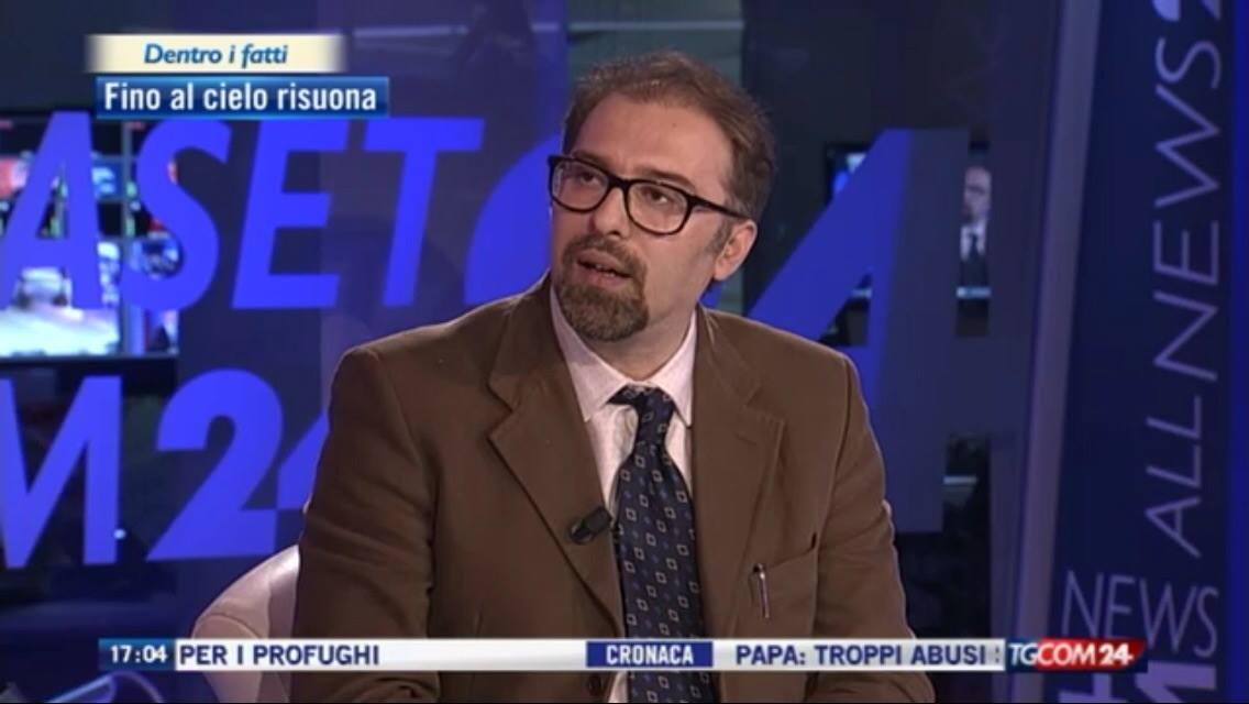 Domenico Panetta fondatore e presidente Angeli della Finanza